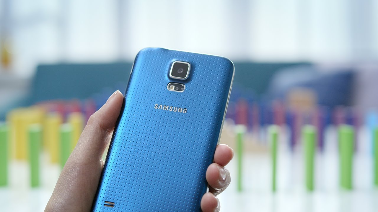 Samsung-GALAXY-S5-Official-Hands-on