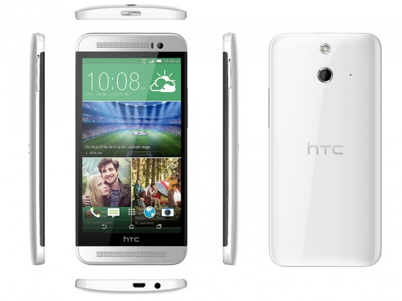 htc-one-e8-white