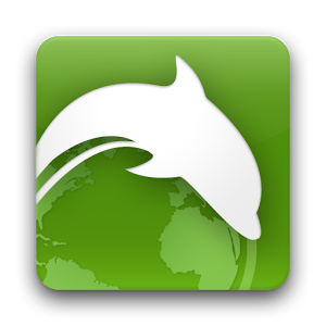 Dolphin Browser - веб-браузер