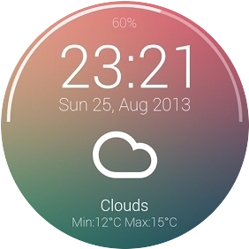 Minarch for Zooper Widget