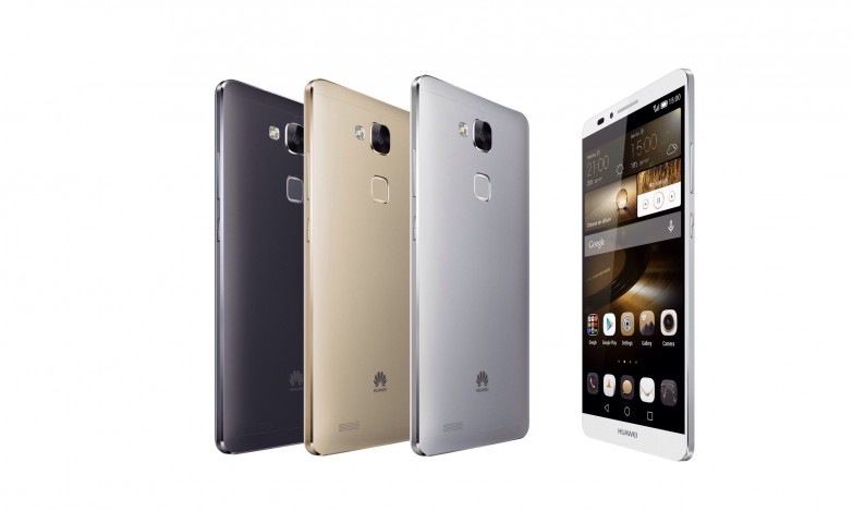 Huawei Ascend Mate 7 цвета