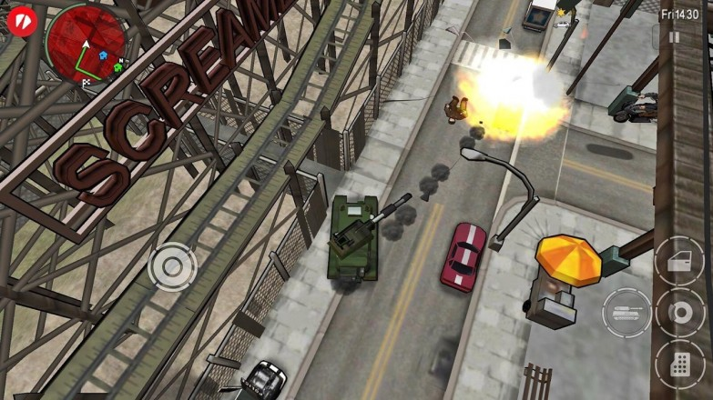 GTA chinatown wars на android