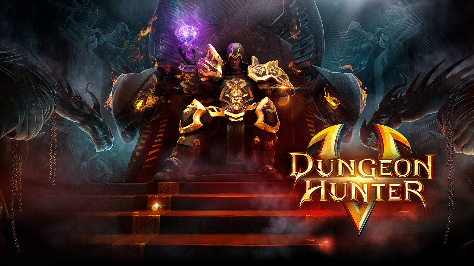 Dungeon Hunter 5, Dungeon Hunter 5 Android, Dungeon Hunter 5 обзор