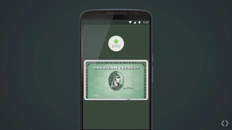 Google I/O, Android M, Android Pay